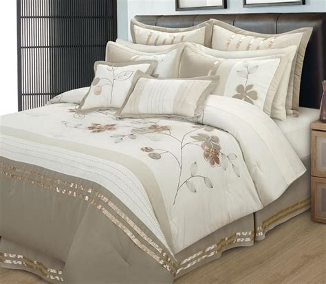 california king size comforter sets 15 pieces marisol