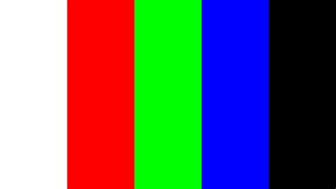 color test 4k 2160p uhdtv monitor test bright dark color pixels