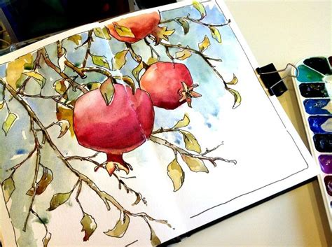 sketchbook watercolor best 25 watercolor sketchbook ideas on