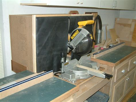 dewalt table saw dust collection miter saw dust collection woodworking jigs and