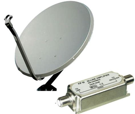 comment repartir le signal satellite