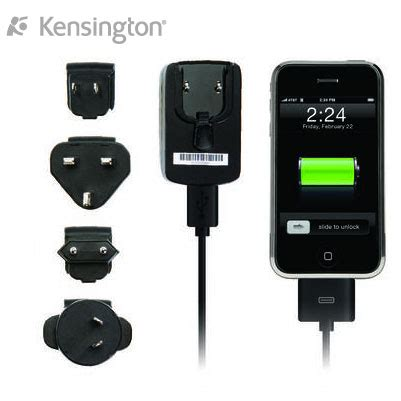 international iphone charger kensington international travel charger for ipod iphone 4s 4