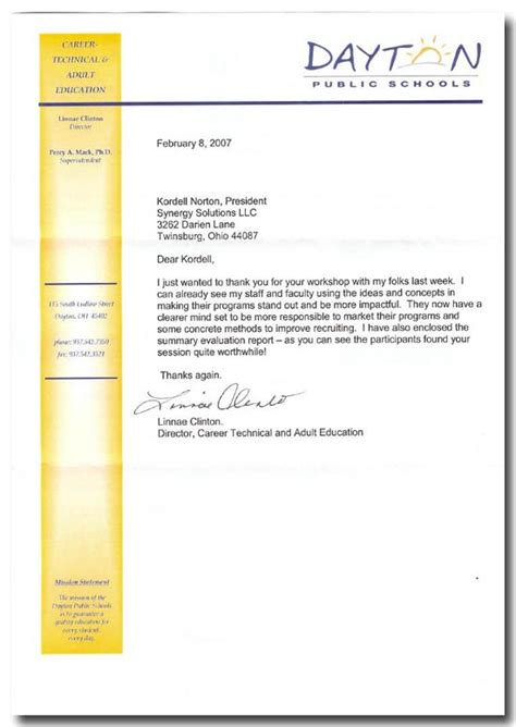 Of Dayton Mba Ready Program by Firefighter Recommendation Letter Images Frompo 1