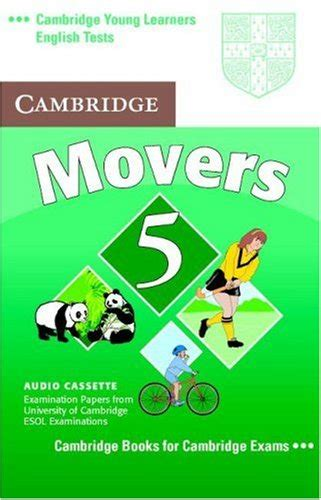 descargar pdf cambridge english movers 1 for revised exam from 2018 students book authentic examination papers cambridge young learners engli libro cambridge young learners english tests movers 5 student book