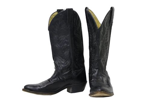 cheap womens black cowboy boots black cowboy boots for cheap boot yc