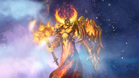 Ragnaros, The Lightlord Wallpaper by Maiconcrvg on DeviantArt