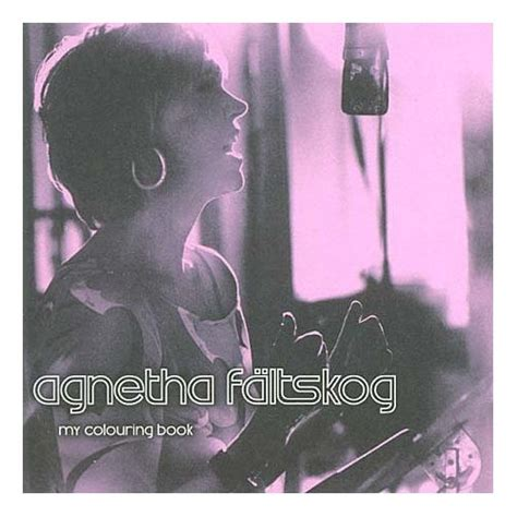 coloring book album mp3 agnetha faltskog my colouring book cd album 2004