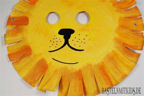Masken Basteln Kindergarten maske selber machen zum fasching im kindergarten