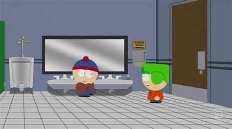 South Park Bathroom by 16x05 Couilles Molles La Loi Des S 233 Ries