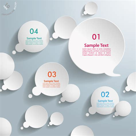 design html text white text boxes backgrounds vector free vector in