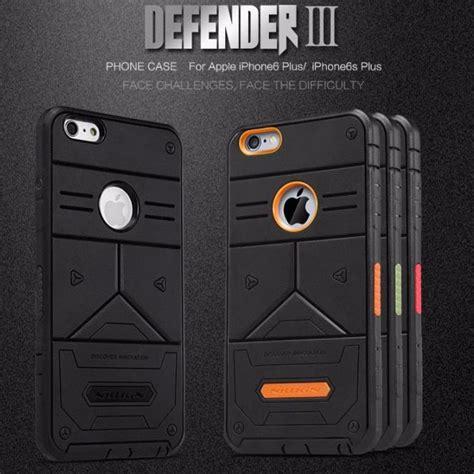 Hardcase Nillkin Iphone 6 6 Plus nillkin defender iii for iphone 6 plus black