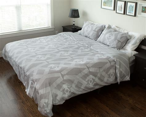 geek bedding star wars tie fighter bedding thinkgeek