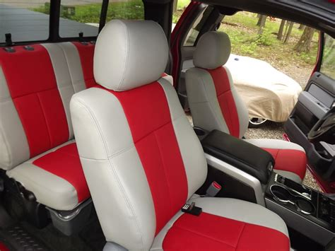 ford truck seat upholstery ford truck seat covers by clazzio