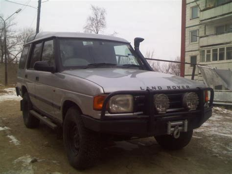 how make cars 1996 land rover discovery transmission control 1996 land rover discovery pictures