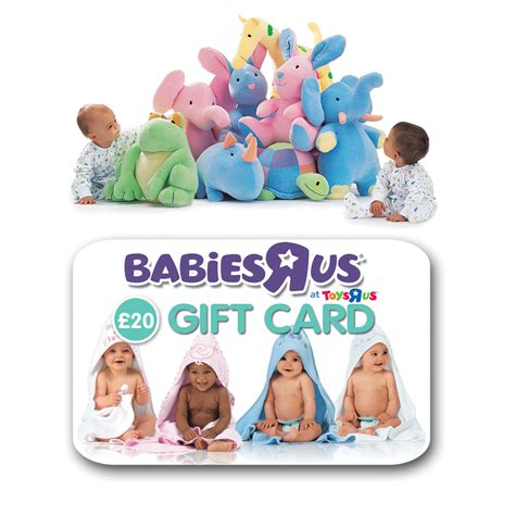 Gift Card Babies R Us - full wedding gift list range the gift list
