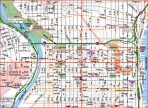 Philadelphia State Map by Map Of Philadelphia Free Printable Maps