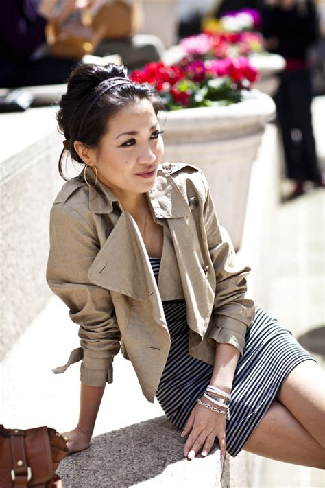 Cropped Trench Coats Stylecrazy A Fashion Diary by Cropped Trench 4 Wendy S Lookbookwendy S Lookbook
