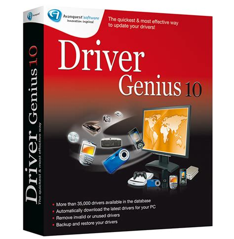 genius driver driver genius professional 10 device driver software