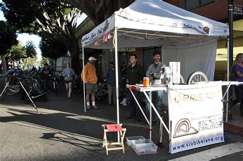 Slo Bike Kitchen by Valet G02 Bike Slo County