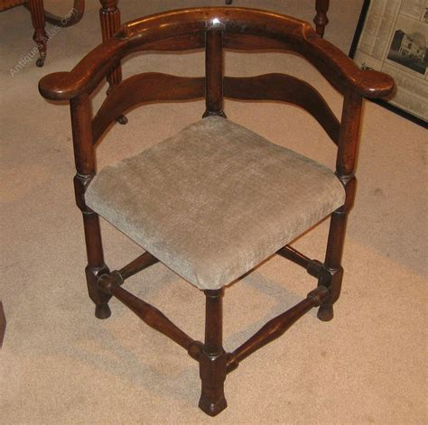 Early Georgian Mahogany Corner Desk Chair Antiques Atlas Corner Desk With Chair