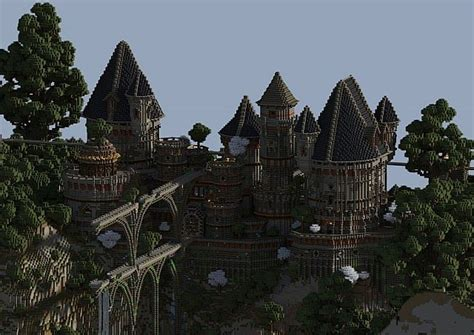 Build A Castle With Luxury Top 15 Minecraft Buildings Of 2014 Minecraft Building Inc