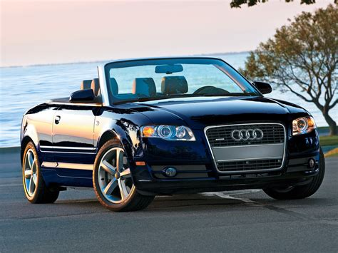 Audi A4 Cabriolet by Audi A4 Cabriolet Specs 2005 2006 2007 2008