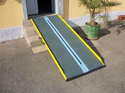 pedane mobili per disabili photogallery delle re portatili ireda stepless