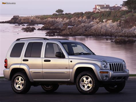 2002 Jeep Liberty Limited Edition Recalls Wallpapers Of Jeep Liberty Limited 2002 05 1024x768