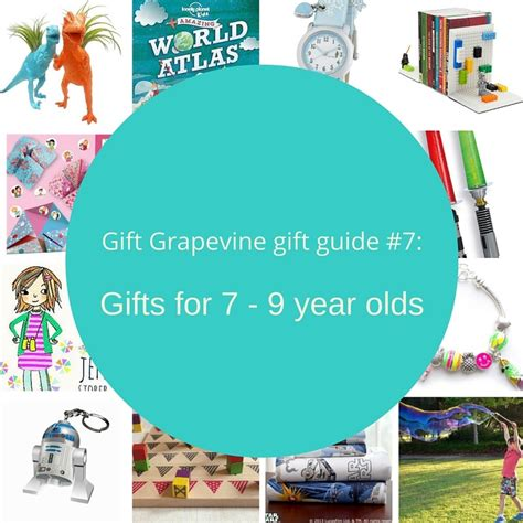 gifts for 9 year gift grapevine gift guide 7 gifts for 7 9 year olds giftgrapevine au