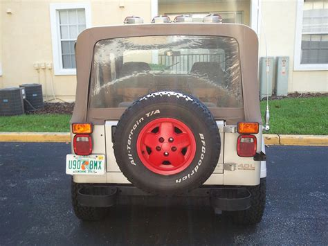 jurassic park jeep ebay find of the day jeep wrangler jurassic park edition