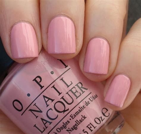 opi pink colors 25 best ideas about pink on pink nail