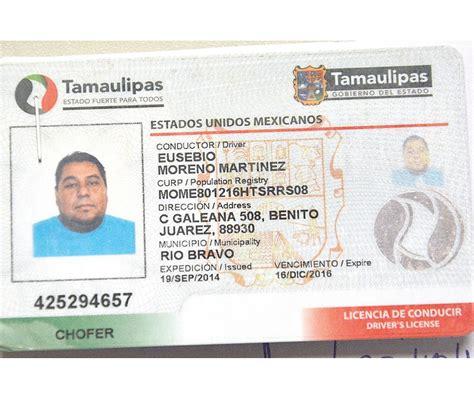 licencia de conducir tamaulipas 2016 identifican autor de un mortal atropello la tarde