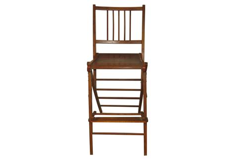 C Folding Chairs by Early 20th C Referee S Folding Chair Omero Home