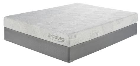 Memory Foam Mattress Foundation 7 Inch Gel Memory Foam White King Mattress With Foundation