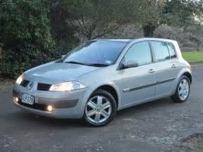 Renault Megane Coupe 2003 2003 Renault Megane Ii Pictures Information And Specs