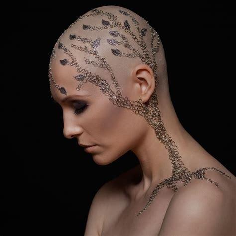 bald women haircuts 24 best bald women images on pinterest
