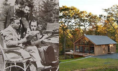 bungalow colonies in the catskills hudson woods where design meets nature 92y hosts quot the