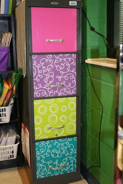 file cabinet decorating ideas 36 clever diy ways to decorate your classroom classroom