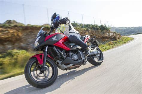 Motorrad Honda 750 Automatik by Honda Nc750x Dct 2014 Testbericht