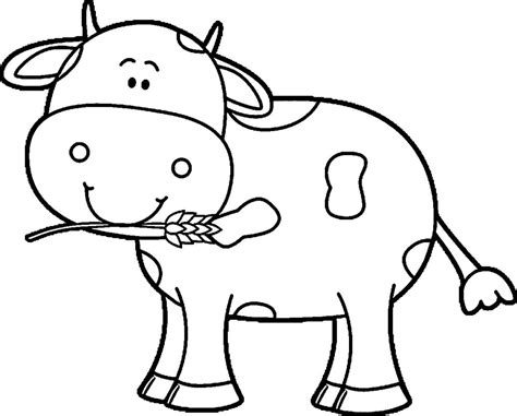 cow spots coloring page coloring page cow free coloring pages of a cow outline