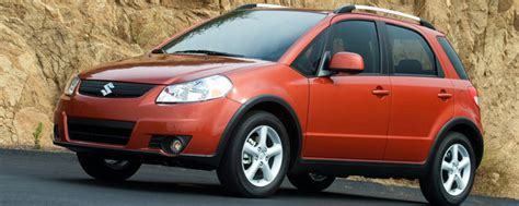 Suzuki Sx4 Crossover Reviews 2009 Suzuki Sx4 Crossover Technology Review Car Reviews