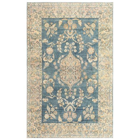 beautiful rugs beautiful antique light blue persian kerman rug at 1stdibs