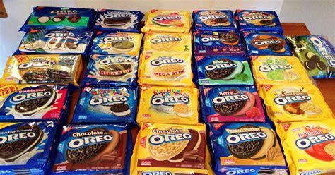 Oreo Heads Or Tails Stuff oreo birthday cake peanut butter mega stuf oreo