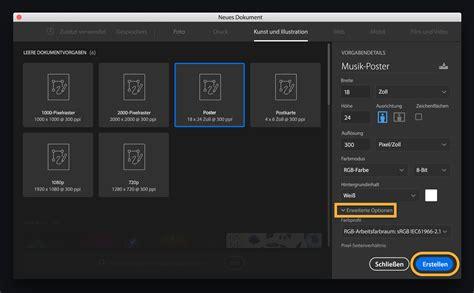 Design Vorlagen Photoshop designs mit photoshop vorlagen schneller umsetzen adobe