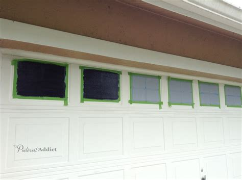 Garage Door With Windows by Remodelaholic 8 Diy Garage Door Updates