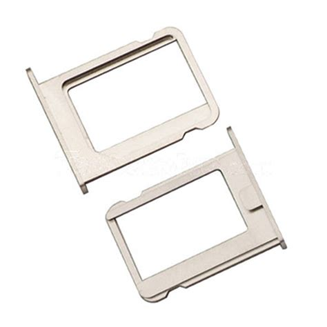 Simtray Sim Tray Tempat Simcard Iphone 4 4g 4s genuine repair sim card slot tray holder for iphone 4g iphoneh003 accessories