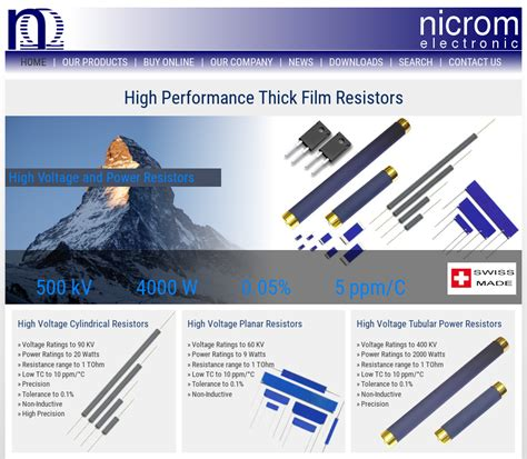 high power precision resistors high voltage resistors high voltage resistors high voltage dividers and precision resistors