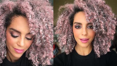spray in hair color how to temporary hair color spray curly hair