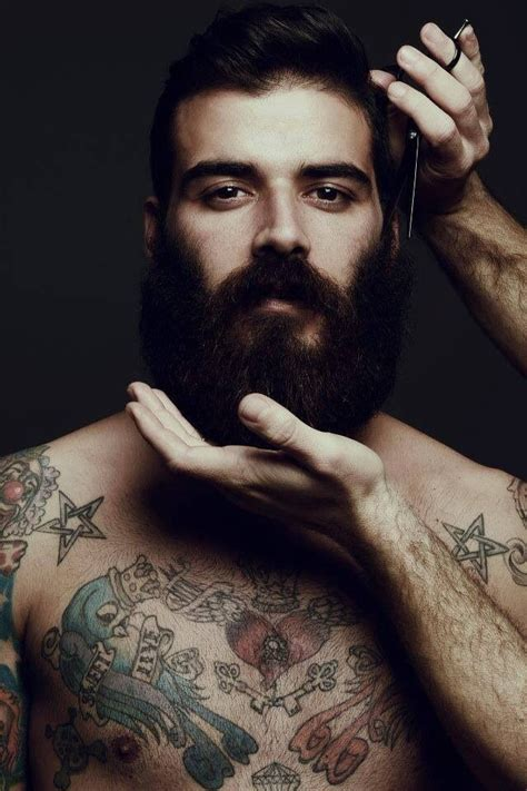 tattoos for hairy men top beard chest images for tattoos