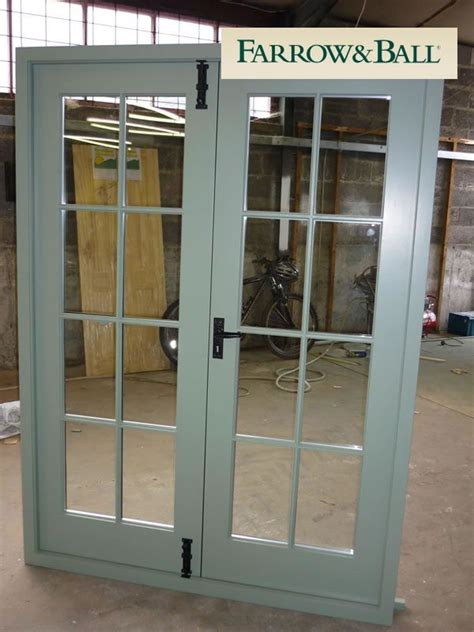 french doors double glazed astragals traditional
